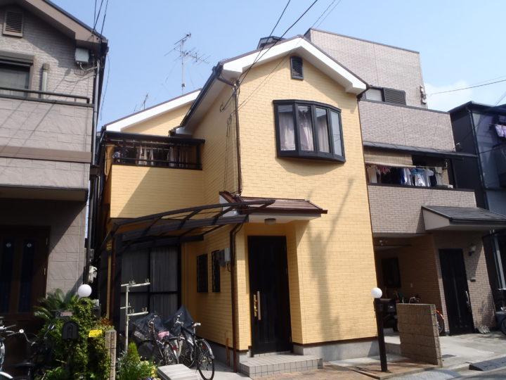 堺市北区 I様邸 外壁・屋根その他塗装工事
