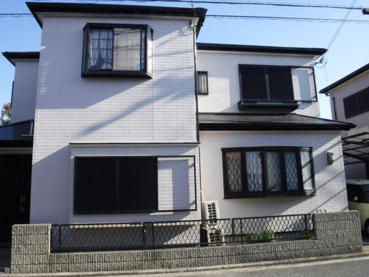 和泉市 M様邸 外壁・屋根その他塗装工事