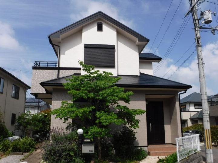 S様邸外壁塗装・屋根塗装工事
