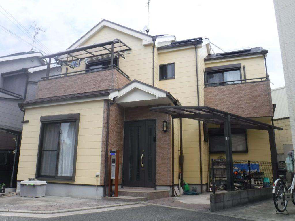 和泉市の外壁塗装・屋根塗装専門店ロードリバース