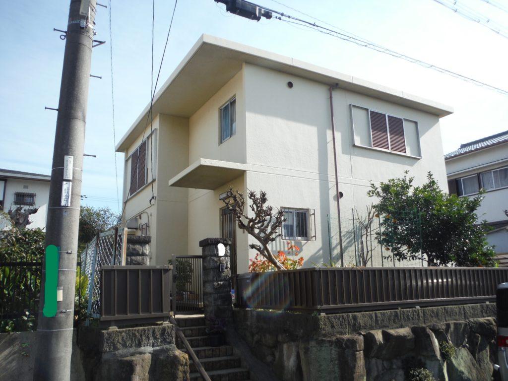 和泉市の外壁塗装・屋根塗装専門店ロードリバース607