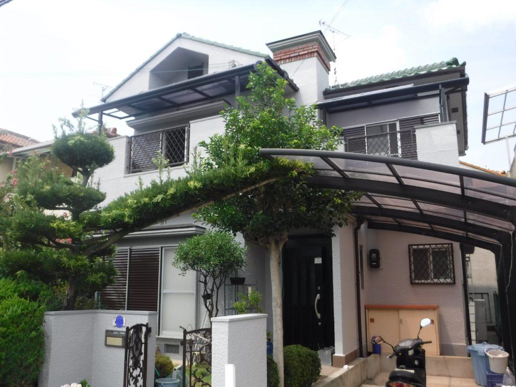 和泉市の外壁塗装・屋根塗装専門店ロードリバース367