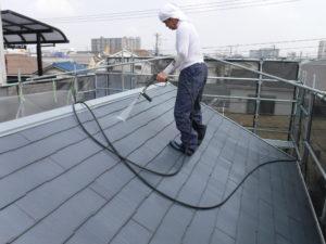 和泉市の外壁塗装・屋根塗装ロードリバース99