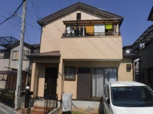 貝塚市 N様邸外壁・屋根その他塗装工事