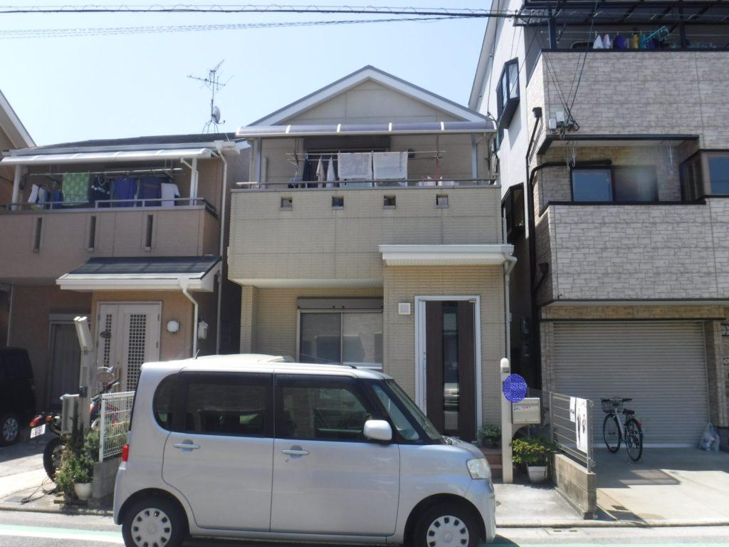 和泉市の外壁塗装・屋根塗装ロードリバース97