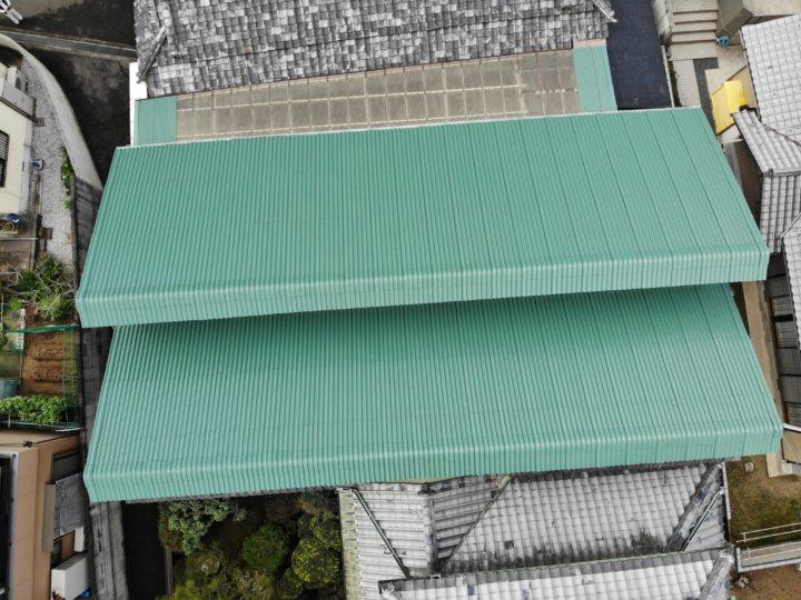 和泉市 T様邸屋根塗装工事