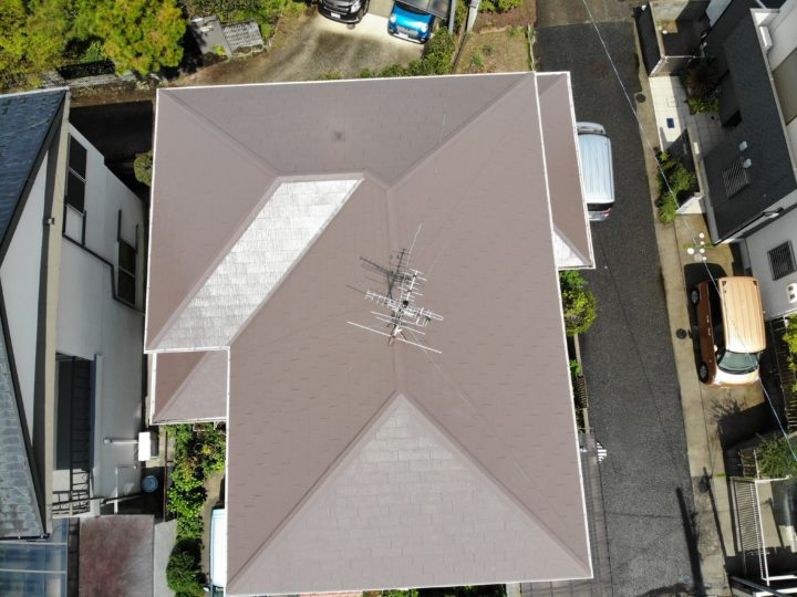 T様邸 外壁塗装・屋根塗装工事