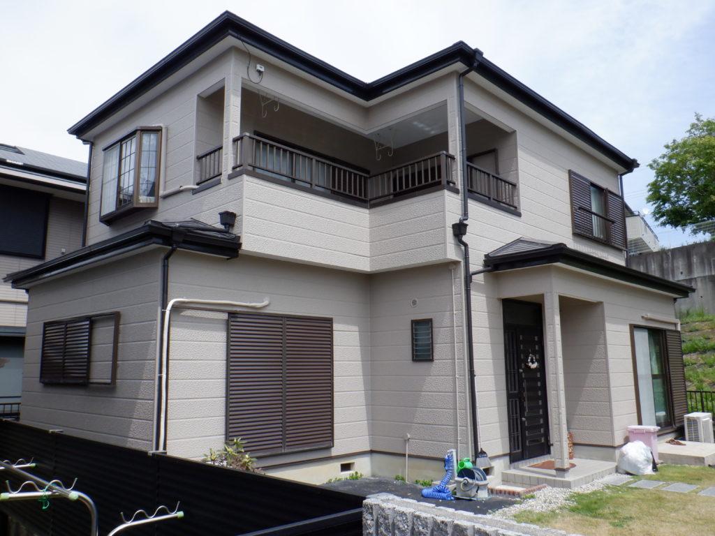 和泉市の外壁塗装・屋根塗装専門店ロードリバース707