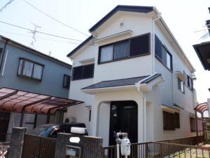 和泉市の外壁塗装・屋根塗装専門店ロードリバース1004
