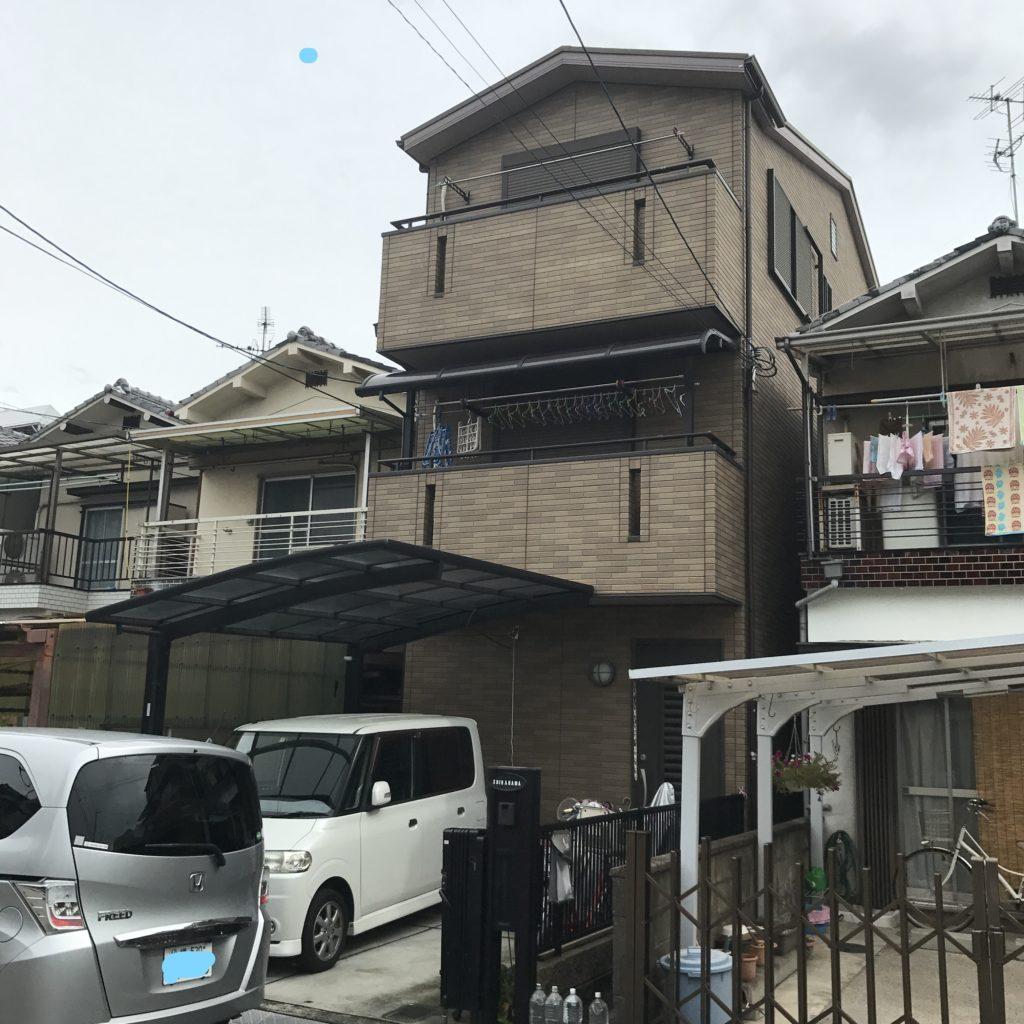 和泉市の外壁塗装・屋根塗装専門店ロードリバース401