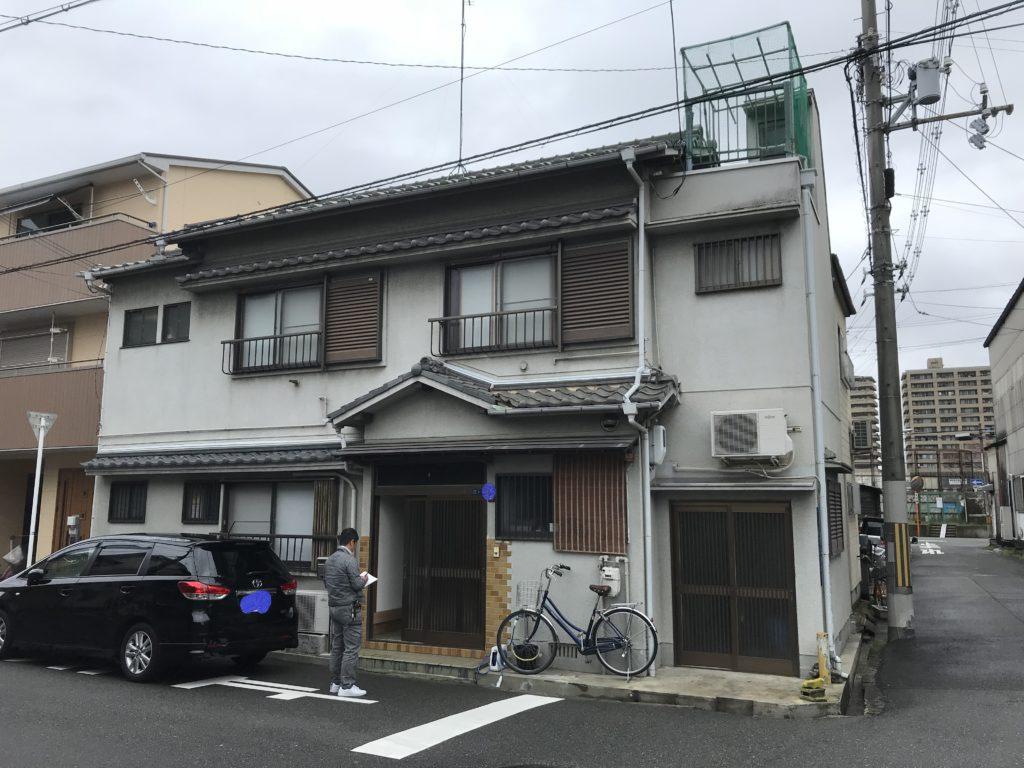 和泉市の外壁塗装・屋根塗装ロードリバース61