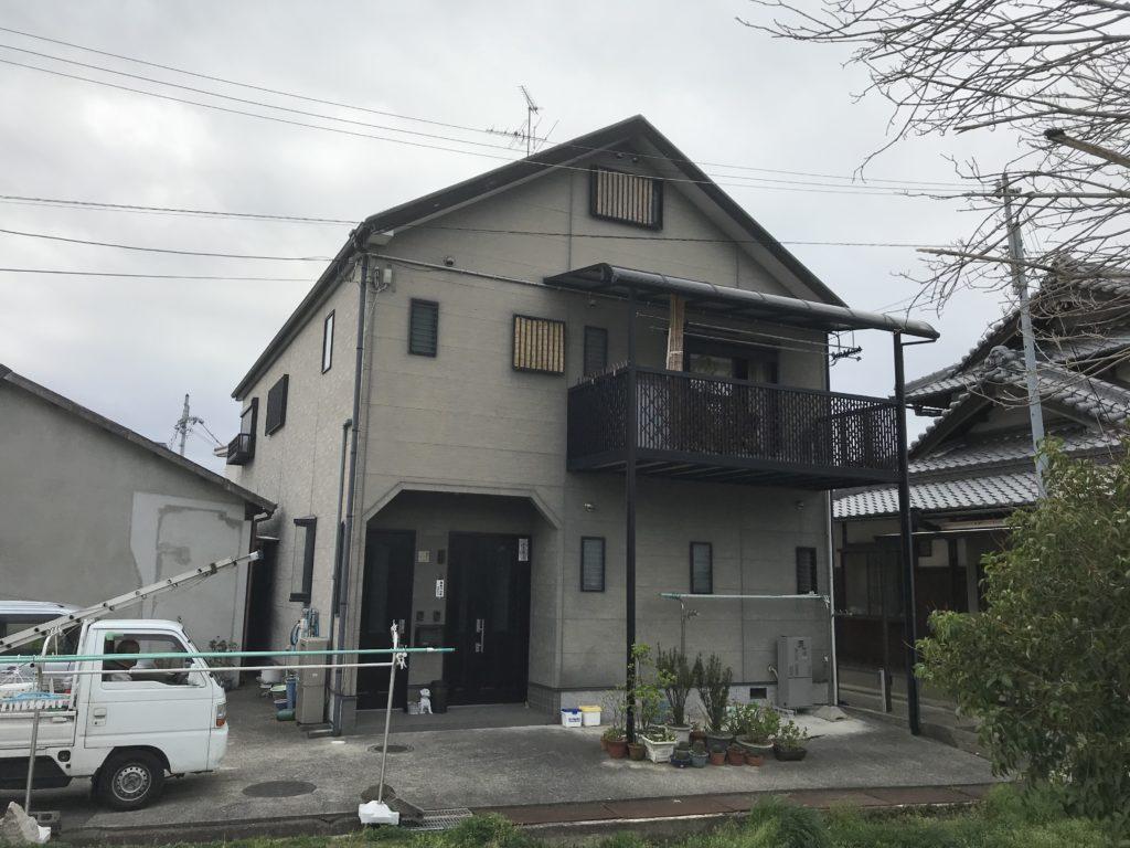 和泉市の外壁塗装・屋根塗装ロードリバース47