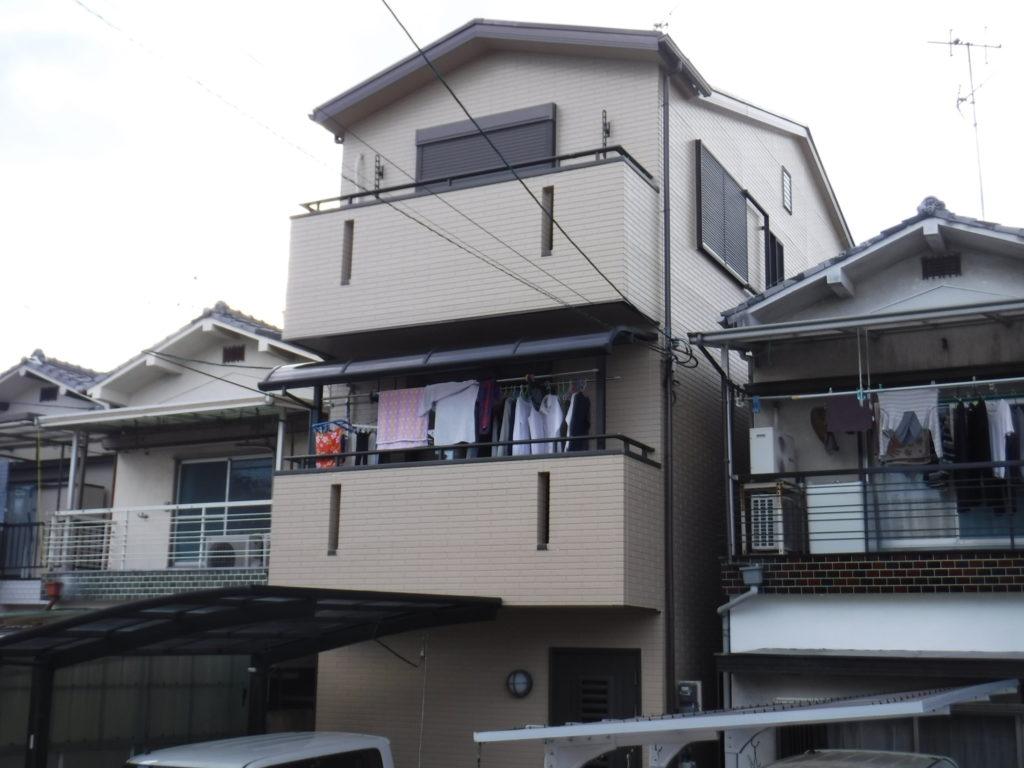 和泉市の外壁塗装・屋根塗装専門店ロードリバース400