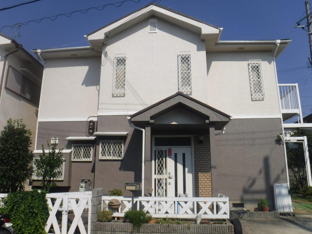 和泉市の外壁塗装・屋根塗装専門店ロードリバース100