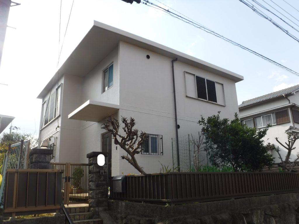 和泉市の外壁塗装・屋根塗装専門店ロードリバース605