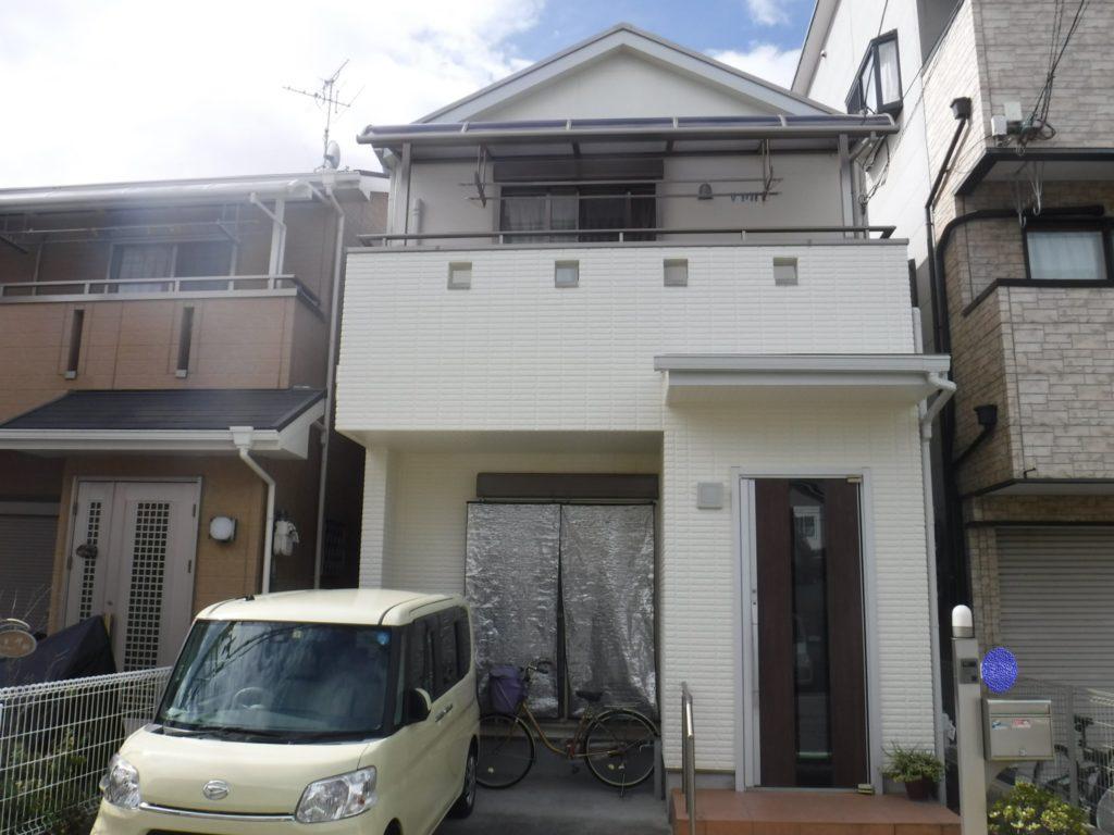和泉市の外壁塗装・屋根塗装ロードリバース96