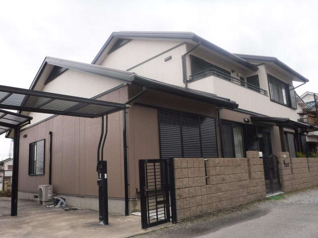 和泉市の外壁塗装・屋根塗装専門店ロードリバース323