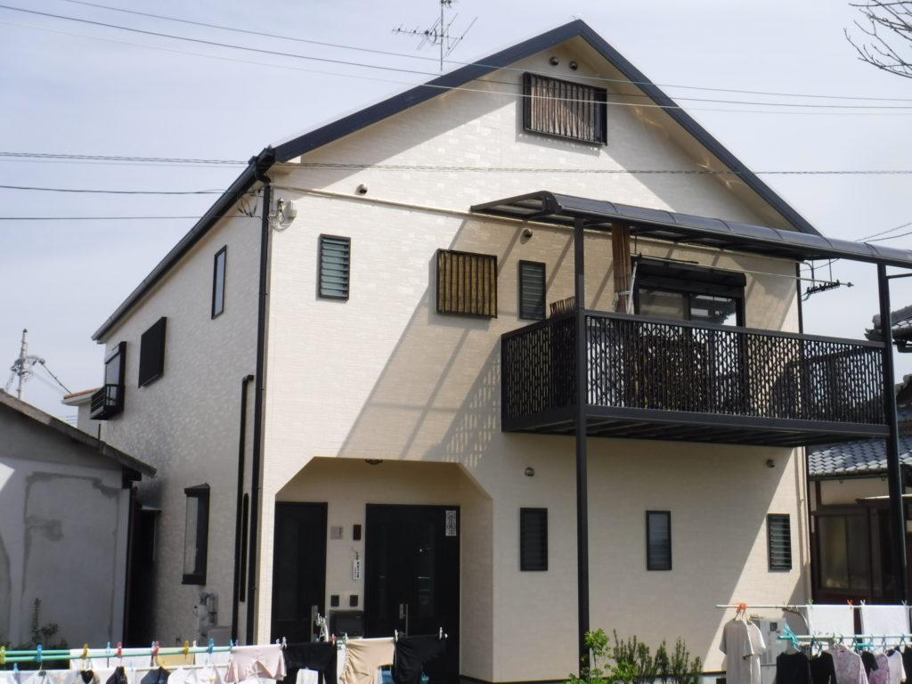 和泉市の外壁塗装・屋根塗装ロードリバース41