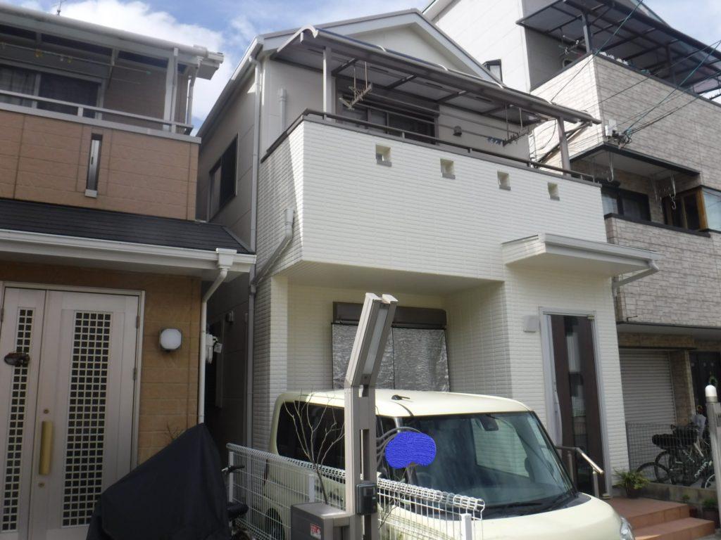 和泉市の外壁塗装・屋根塗装ロードリバース111