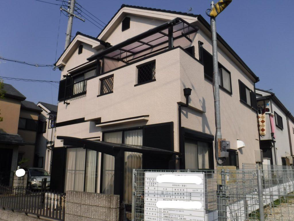 和泉市の外壁塗装・屋根塗装専門店ロードリバース922