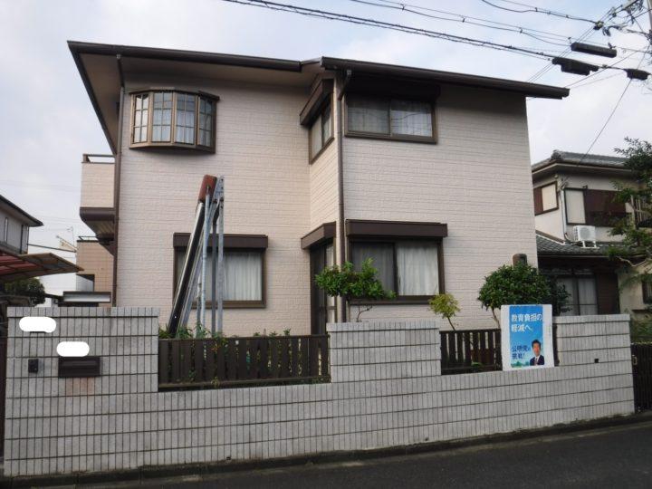【和泉市】M様邸外壁塗装屋根塗装工事