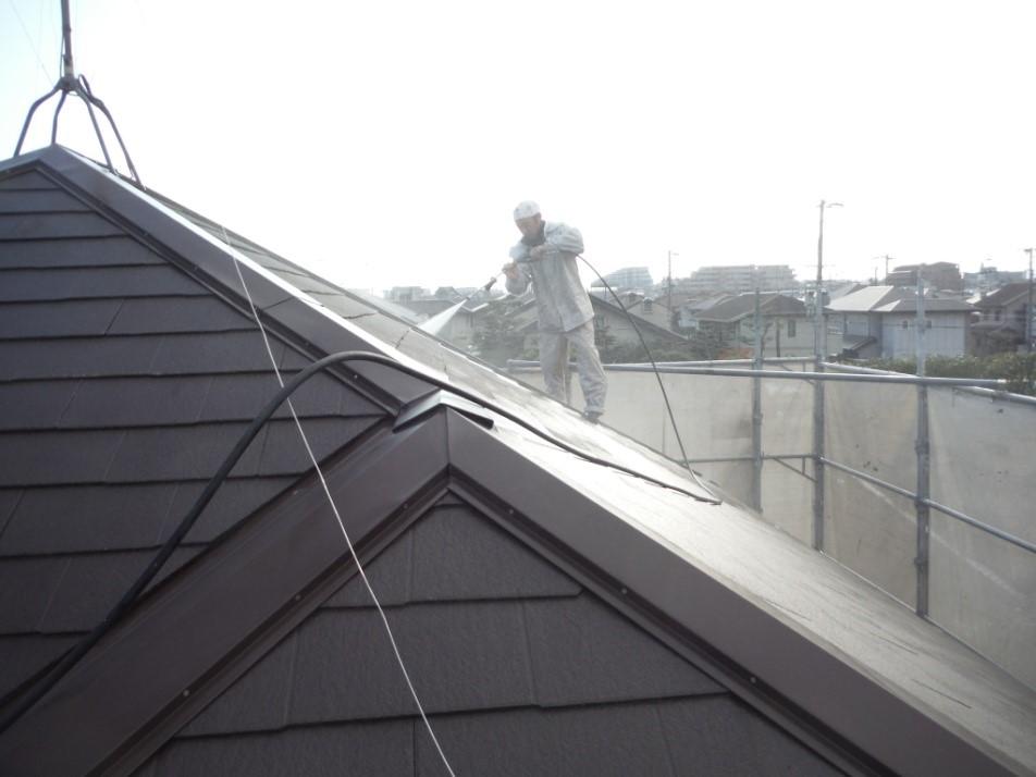 和泉市の外壁塗装・屋根塗装専門店ロードリバース1138