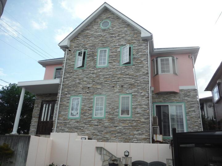 【和泉市】K様邸外壁塗装・屋根塗装工事
