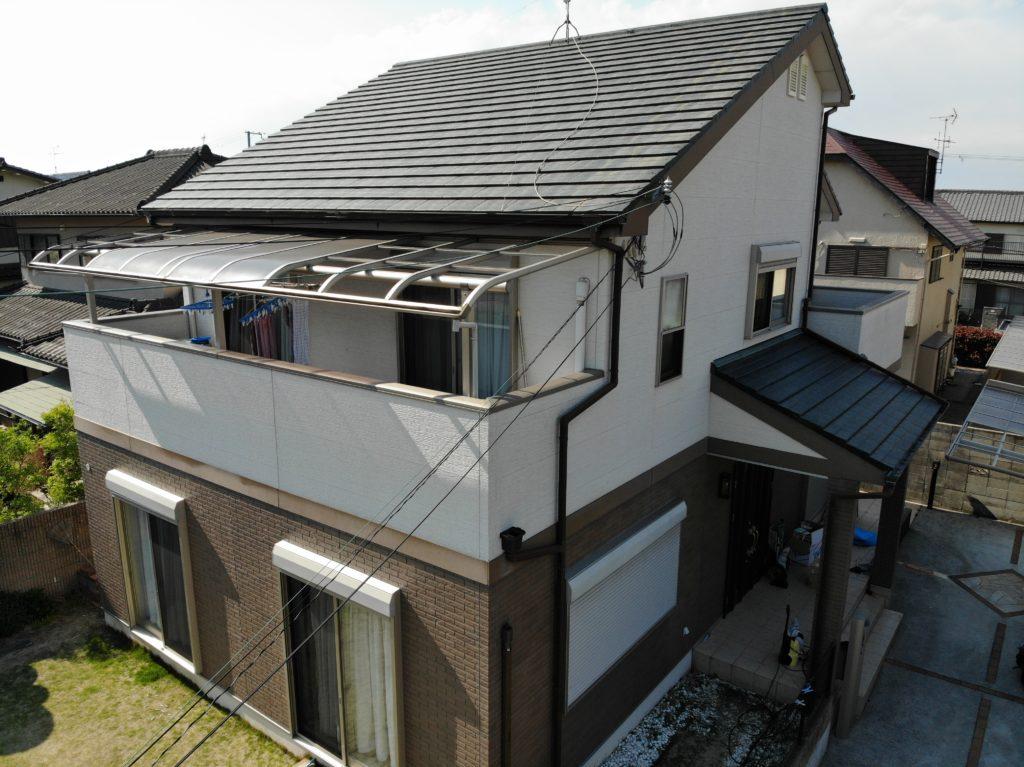 和泉市の外壁塗装・屋根塗装専門店ロードリバース1557