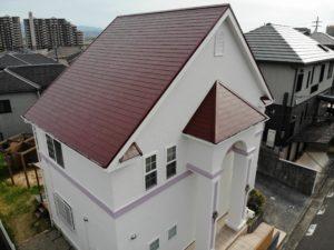 和泉市N様邸外壁塗装・屋根塗装工事