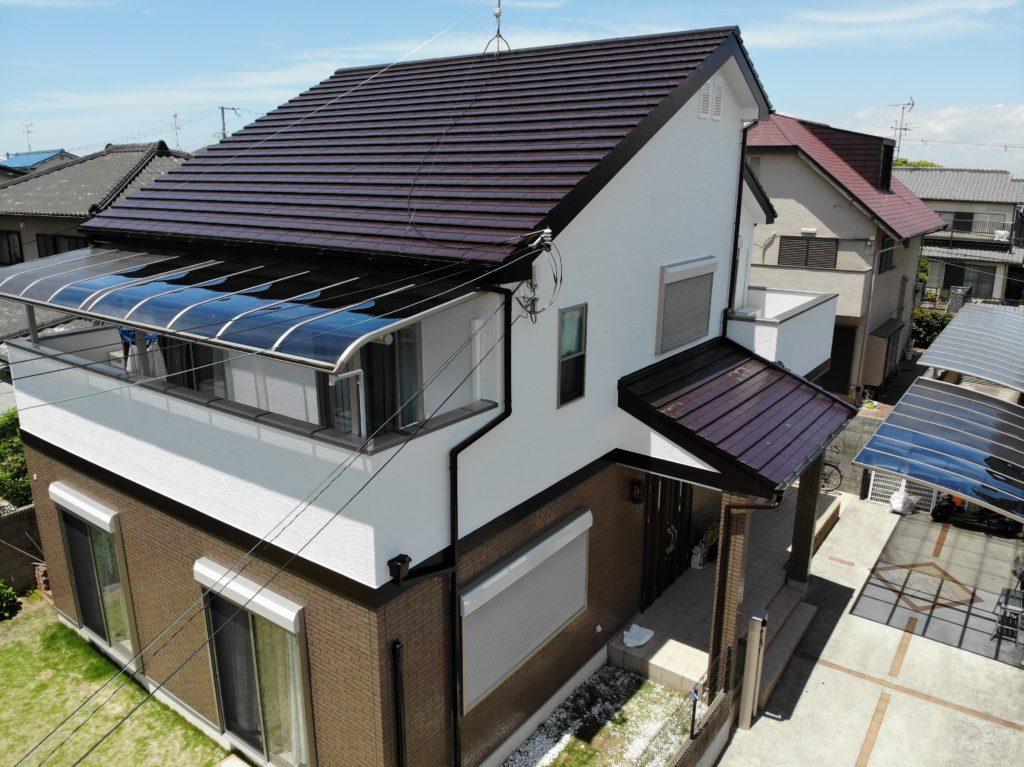 和泉市の外壁塗装・屋根塗装専門店ロードリバース1556