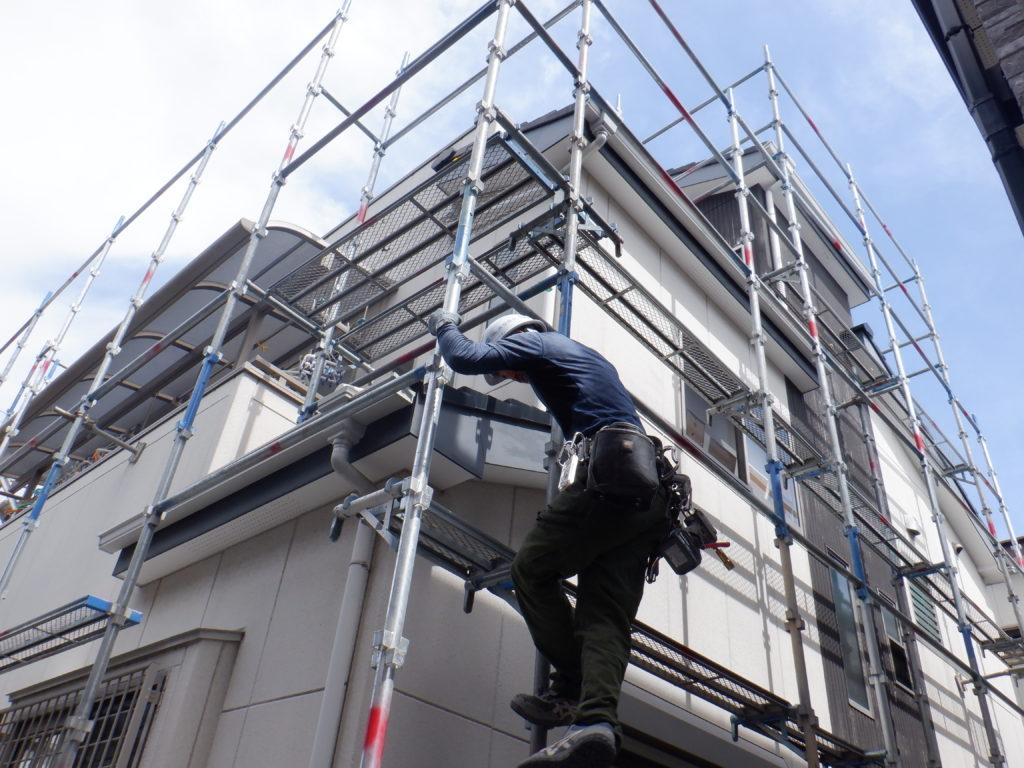 和泉市の外壁塗装・屋根塗装専門店ロードリバース1423