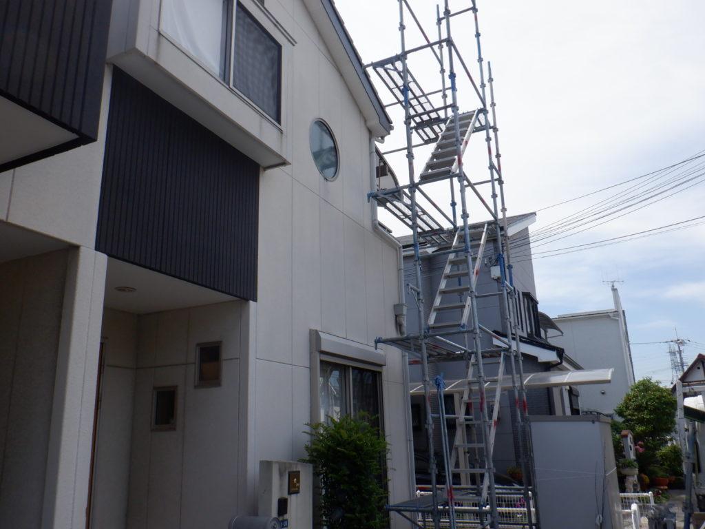 和泉市の外壁塗装・屋根塗装専門店ロードリバース1424