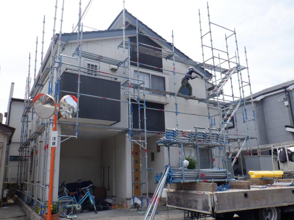和泉市の外壁塗装・屋根塗装専門店ロードリバース1422