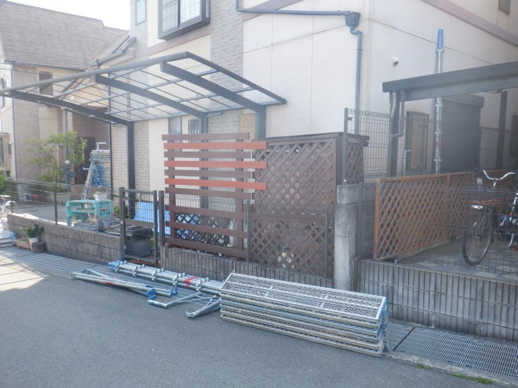 和泉市の外壁塗装・屋根塗装専門店ロードリバース1489