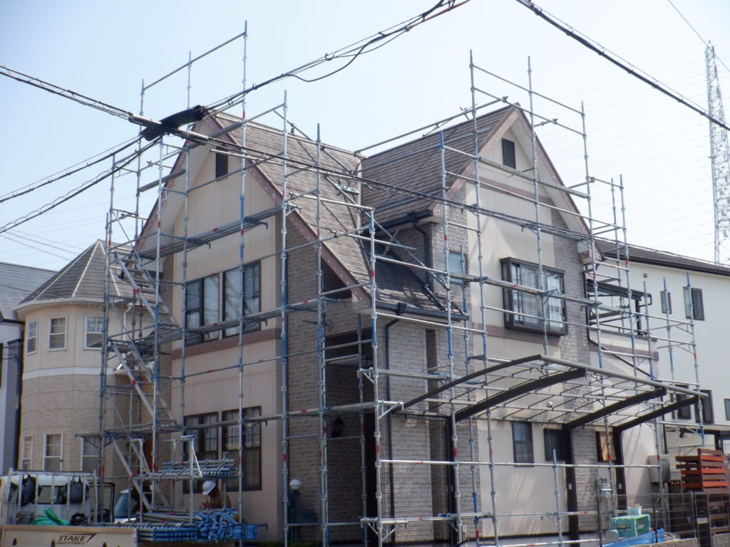 和泉市の外壁塗装・屋根塗装専門店ロードリバース1493