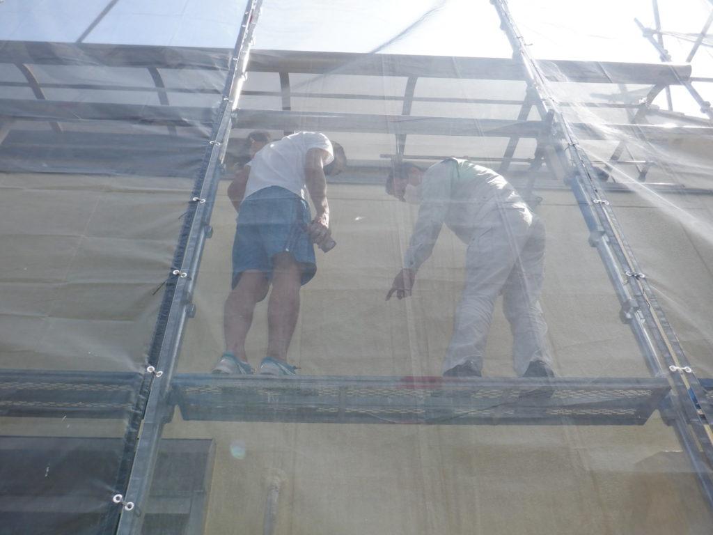 和泉市の外壁塗装・屋根塗装専門店ロードリバース1571