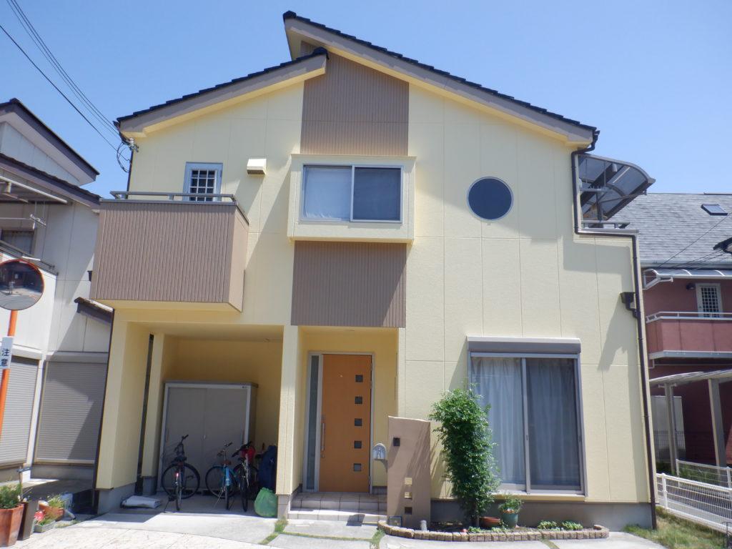和泉市の外壁塗装・屋根塗装専門店ロードリバース1538