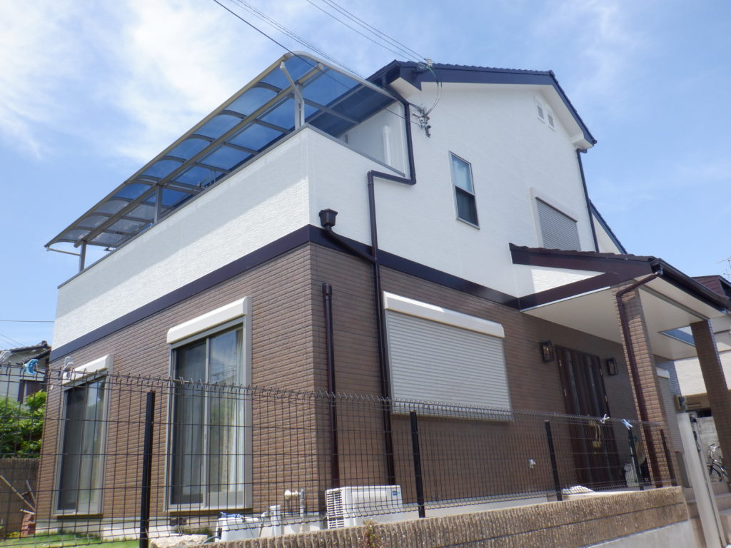和泉市の外壁塗装・屋根塗装専門店ロードリバース1567