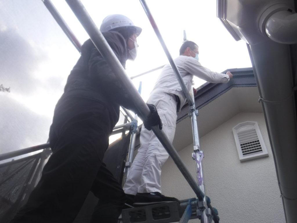 和泉市の外壁塗装・屋根塗装専門店ロードリバース1463
