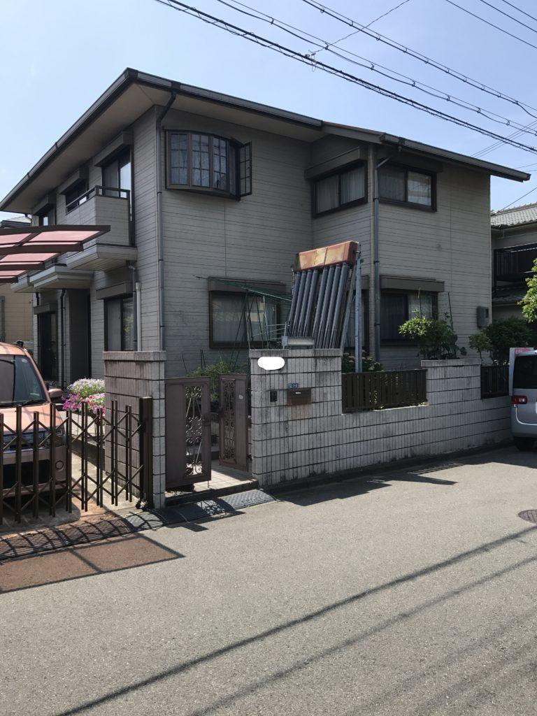 和泉市の外壁塗装・屋根塗装専門店ロードリバース1281
