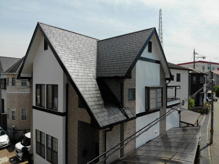 和泉市I様邸外壁塗装・屋根塗装工事