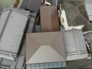 和泉市F様邸屋根塗装工事