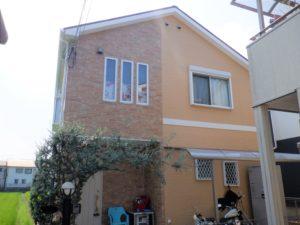 和泉市E様邸外壁塗装・屋根塗装工事