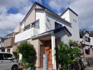 和泉市T様邸外壁塗装・屋根塗装工事