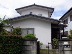 和泉市のN様邸外壁塗装工事