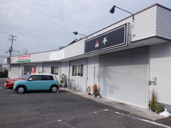 和泉市のテナント店舗外壁塗装工事