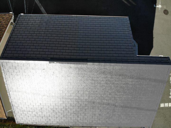 大阪狭山市W様邸屋根塗装工事