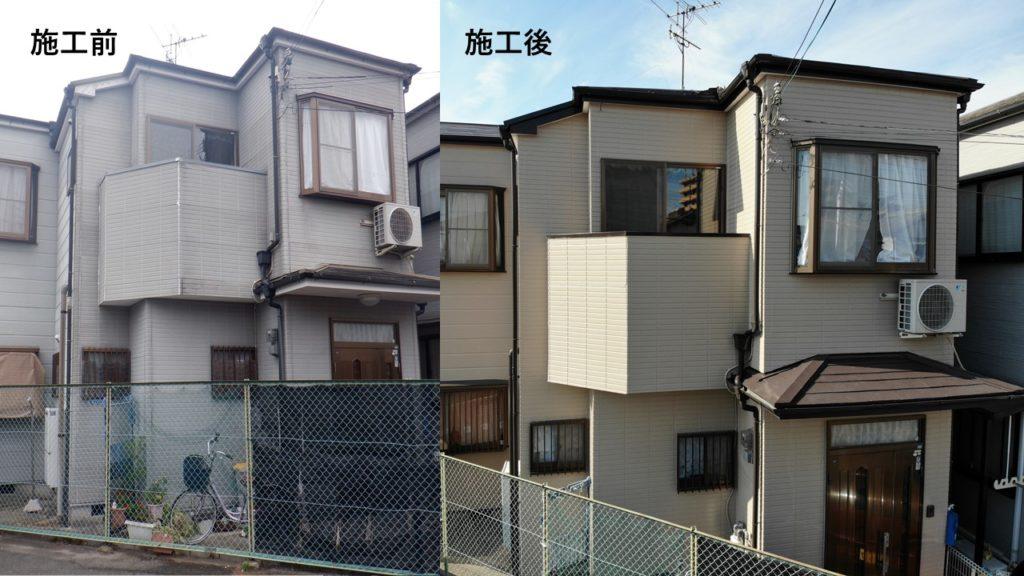 和泉市・泉大津市の外壁塗装・屋根塗装専門店ロードリバース2649