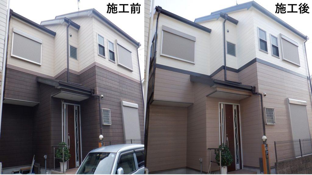 和泉市・泉大津市の外壁塗装・屋根塗装専門店ロードリバース2685