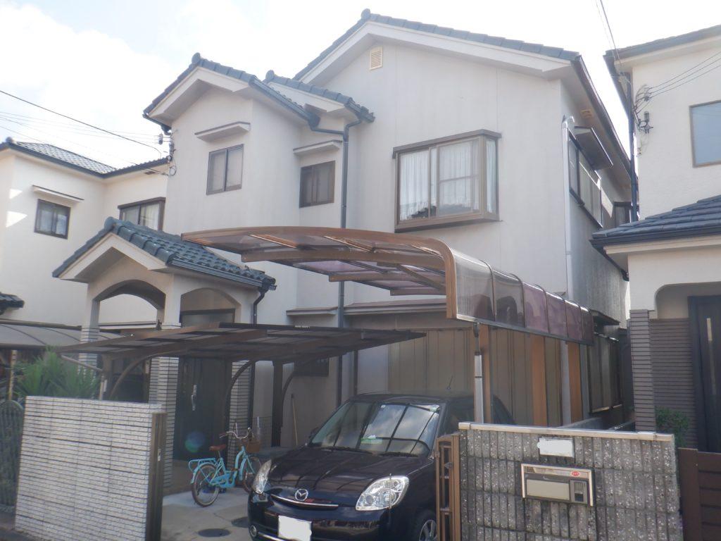 和泉市・泉大津市 外壁塗装・屋根塗装専門店ロードリバース2629